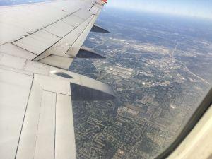 Departing Louisville