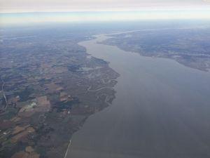 Approaching Baltimore