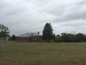 The abandoned Kings Park Psychiatric Center, Long Island