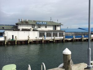 The Clam Bar at Greenport, Long Island
